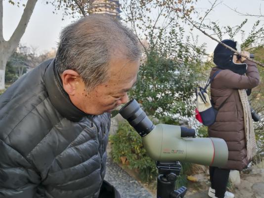 图说 省常中观鸟小记之2019.12.07